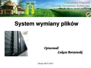 System wymiany plików