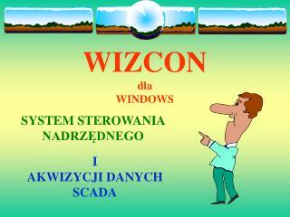 WIZCON  dla WINDOWS