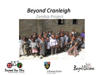Beyond Cranleigh
