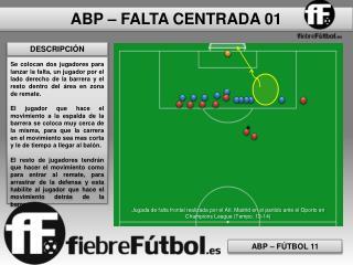 ABP �  FALTA CENTRADA  01