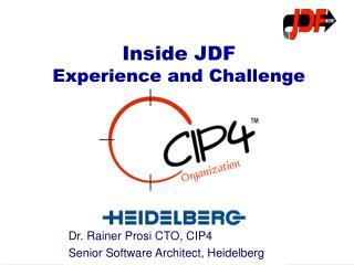 inside jdf