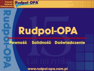 Rudpol-OPA