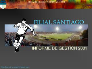 FILIAL SANTIAGO