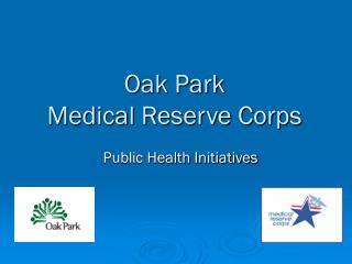 Oak Park  Medical Reserve Corps