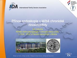Přínos endoskopie v léčbě chronické rinosinusitidy