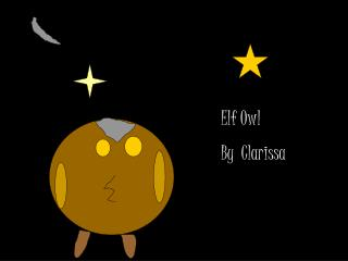 Elf Owl By  Clarissa