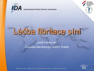 Léčba fibrilace síní