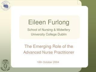 Eileen Furlong