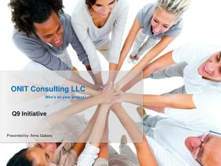 ONIT Consulting LLC
