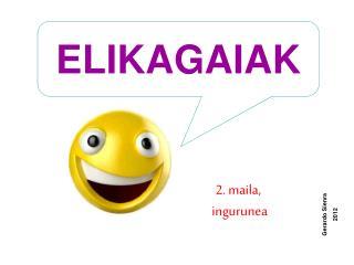 ELIKAGAIAK