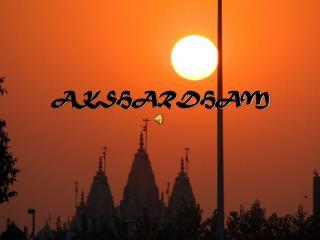 AKSHARDHAM