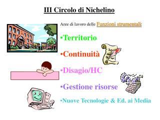 III Circolo di Nichelino