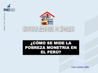 ENCUESTA NACIONAL DE HOGARES