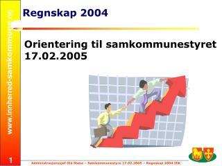 Regnskap 2004