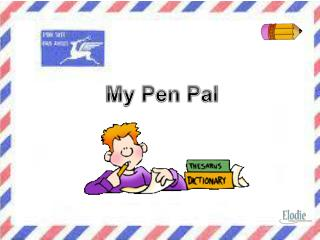 My Pen Pal