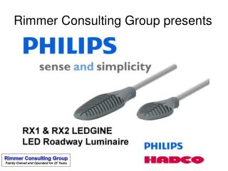 Rimmer Consulting Group presents