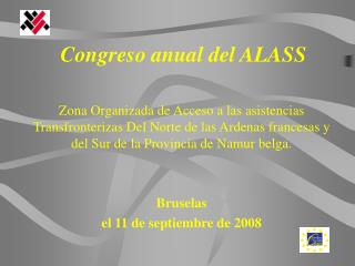 Congreso anual del ALASS