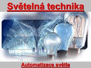 Světelná technika