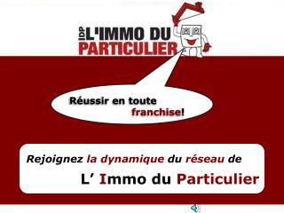 L'  I mmo  du  Particulier
