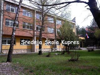 Srednja Škola Kupres