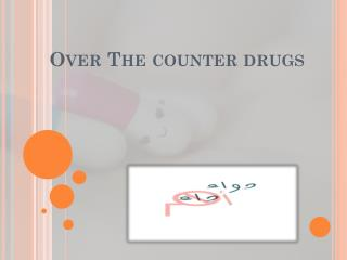 Over The counter drugs