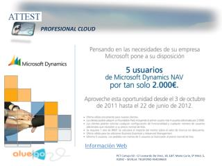 PROFESIONAL CLOUD