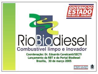 Combust�vel limpo e inovador