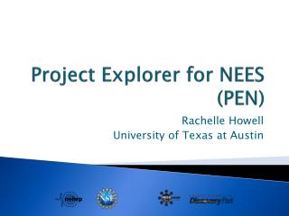 Project Explorer for NEES (PEN)
