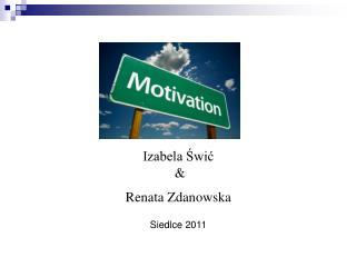 Izabela Świć  & Renata Zdanowska Siedlce 2011