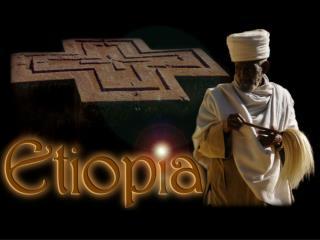 Oto i nasza trasa przez Etiopię: