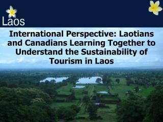 University of Guelph The Beginning Assumptions Service Learning/Problem Based Learning