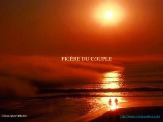 PRI RE DU COUPLE