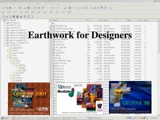 Earthwork for Designers