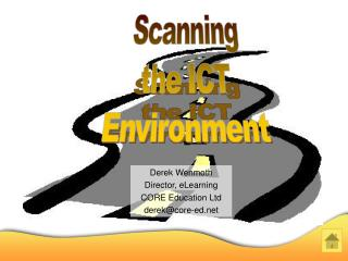 Scanning the ICT Environment