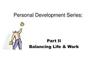 Personal Development Series: