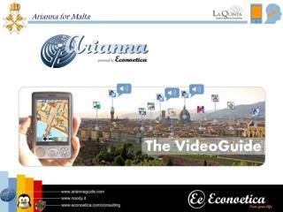 Multimedia Tourist VideoGuide