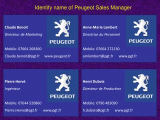 Pierre Herv é Ing énieur Mobile: 07644 520860 Pierre.Herve@pgt.fr      pgt.fr