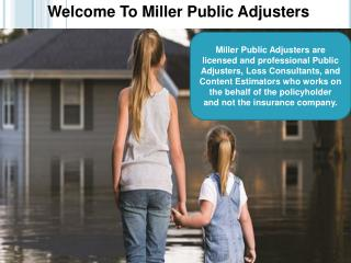 professional Public Adjusters