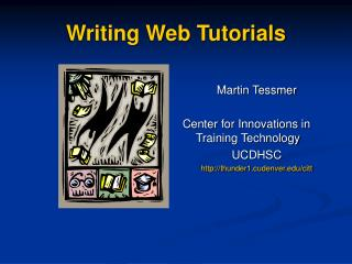 Writing Web Tutorials