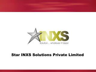 starINXScorporate-presentation - Corporate Presentation