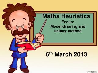 Maths Heuristics  Focus:  Model-drawing and unitary method