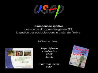 La randonn�e sportive une source d�apprentissages en EPS