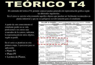 TEÓRICO T4