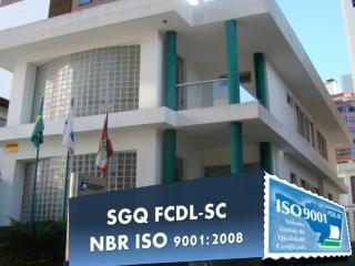 SGQ FCDL-SC NBR ISO 9001:2008