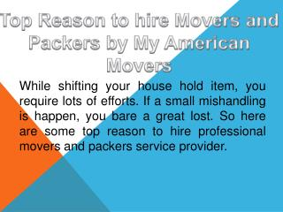 my american movers