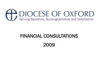 FINANCIAL CONSULTATIONS 2009
