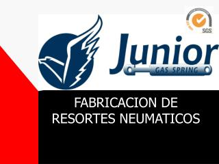 FABRICACION DE RESORTES NEUMATICOS