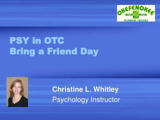 PSY in OTC Bring a Friend Day