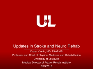 The Continuum of Stroke Care