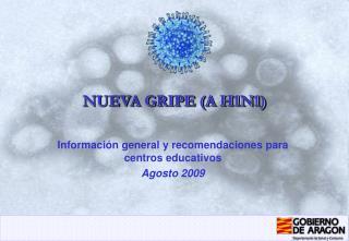 NUEVA GRIPE (A H1N1)